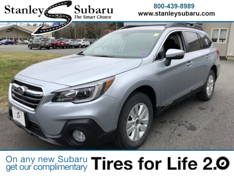 New 2019 Subaru Outback 2.5i Premium SUV in Ellsworth, ME
