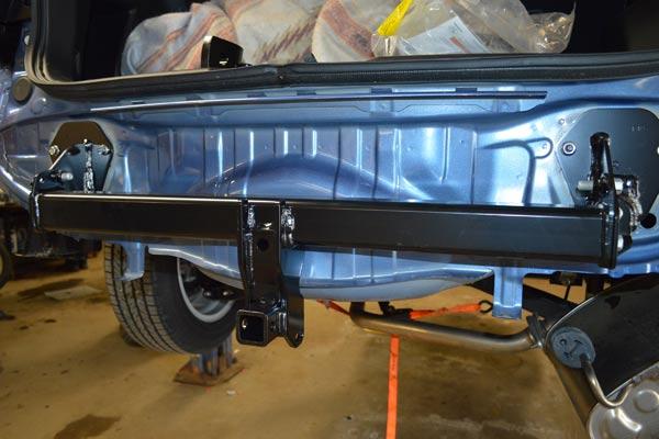 Subaru Outback Trailer Hitch >> Subaru Outback - Subaru Outback Forums - Dealership Issues OEM Hitch Installation