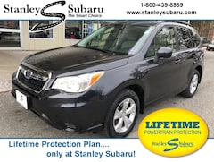 Used 2015 Subaru Forester 2.5i Premium (CVT) SUV in Ellsworth, ME