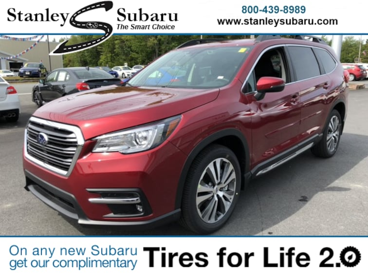 New 2019 Subaru Ascent Limited 7-Passenger SUV in Ellsworth, ME