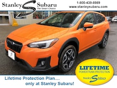 Used 2018 Subaru Crosstrek 2.0i Limited SUV in Ellsworth, ME