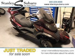 2008 Piaggio MP3250 Motorcycle Ellsworth, Maine