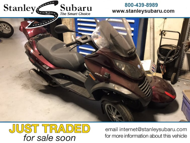 Used 2008 Piaggio MP3250 Motorcycle in Ellsworth, ME