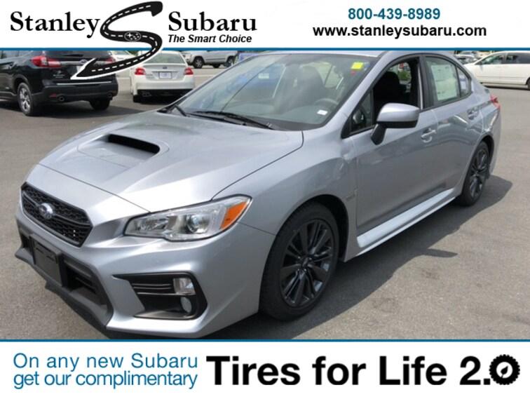 New 2019 Subaru WRX Sedan in Ellsworth, ME