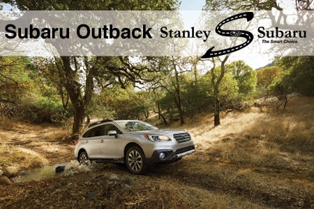 Compare Subaru Outback vs Forester in Ellsworth Maine at
