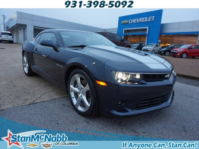 Used 2014 Chevrolet Camaro Ss For Sale Tullahoma Tn