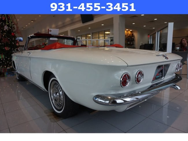 Tullahoma Auto Sales >> Used 1963 Chevrolet Corvair Convertible For Sale ...