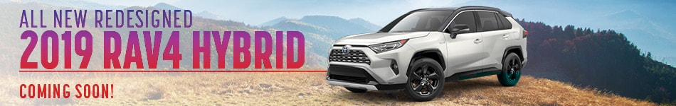 All New Redesigned 2019 Rav4 Hybrid Coming Soon