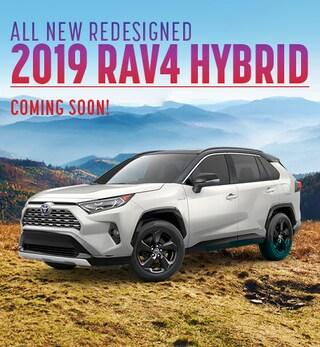 All New Redesigned 2019 Rav4 Hybrid Coming Soon