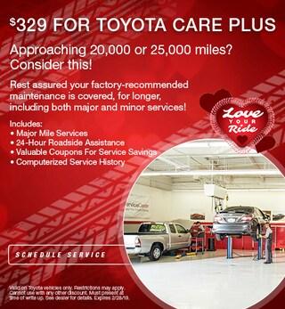 Toyota Care Plus