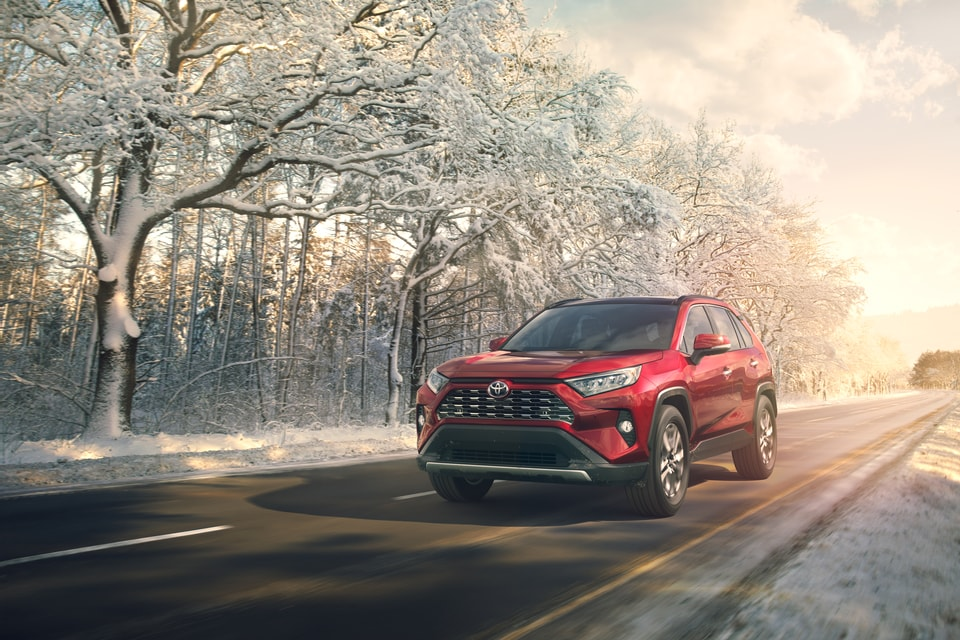 The 2019 Toyota Rav4 Becomes Available In Colorado This Winter