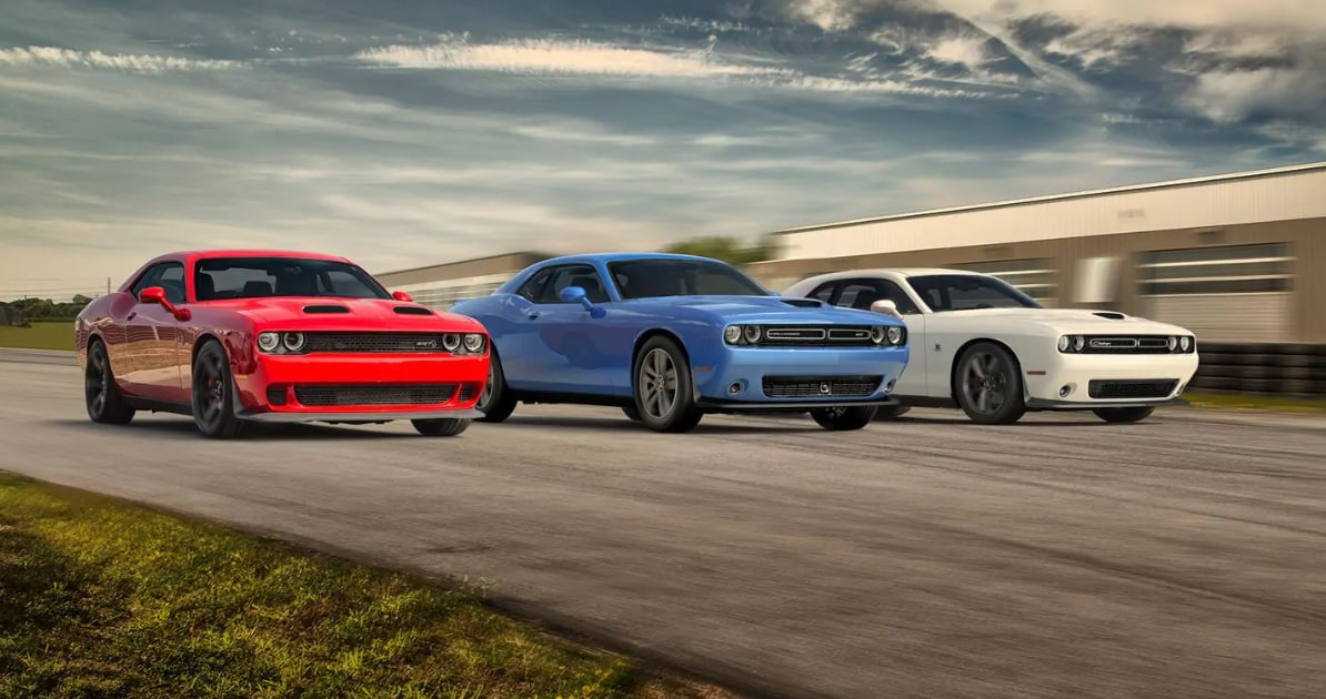 Bring On The Muscle Cars Star Chrysler Dodge Jeep Ram Fiat