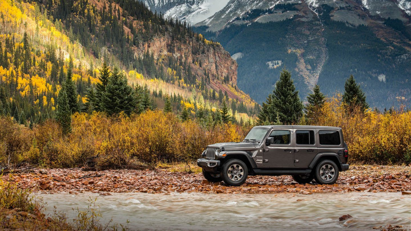 2018 Jeep Wrangler Sahara New York