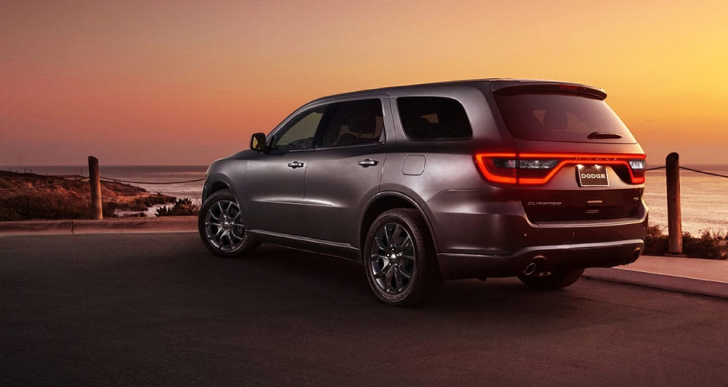 2018 Dodge Durango for Lease