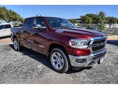 New 2019 Ram 1500 BIG HORN / LONE STAR CREW CAB 4X2 5'7 BOX Crew Cab 1C6RREFT8KN509262 For sale in Abilene TX, near Ballinger