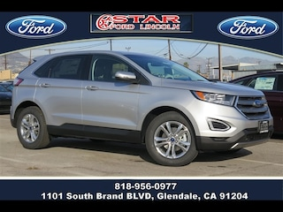 2018 Ford Edge SEL Crossover