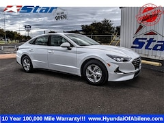 New 2020 Hyundai Sonata SE Sedan For Sale in Abilene, TX