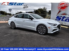 New 2020 Hyundai Sonata SEL Plus Sedan For Sale in Abilene, TX