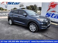 New 2020 Hyundai Tucson SE SUV For Sale in Abilene, TX