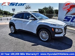 New 2020 Hyundai Kona SEL SUV For Sale in Abilene, TX