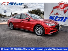 New 2020 Hyundai Sonata SEL Sedan For Sale in Abilene, TX