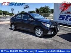 New 2020 Hyundai Accent SEL Sedan For Sale in Abilene, TX