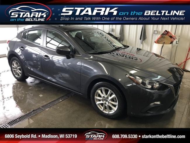 2016 Mazda Mazda3 i Sport Hatchback