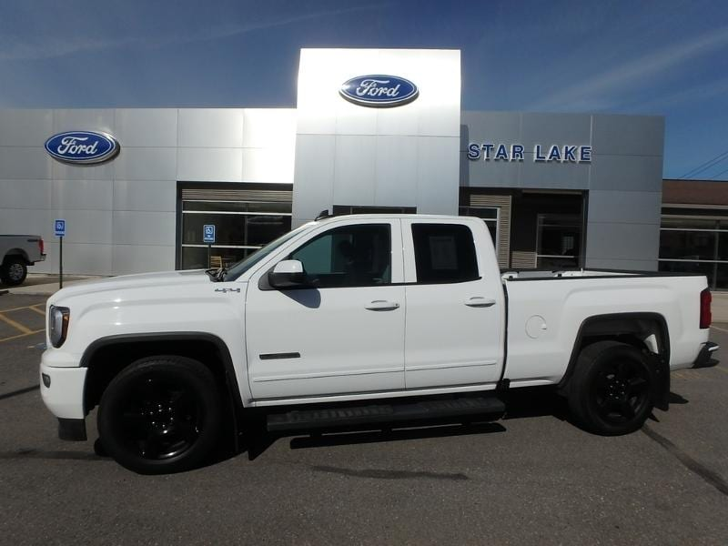2018 GMC Sierra 1500 Base Extended Cab Long Bed Truck