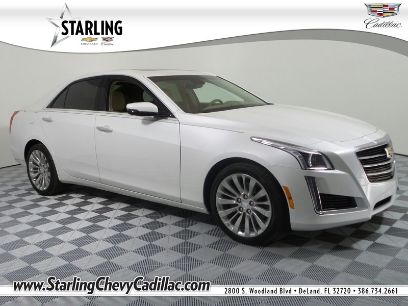 2016 cadillac cts 2 0l luxury used cars in deland fl 32721. Cars Review. Best American Auto & Cars Review