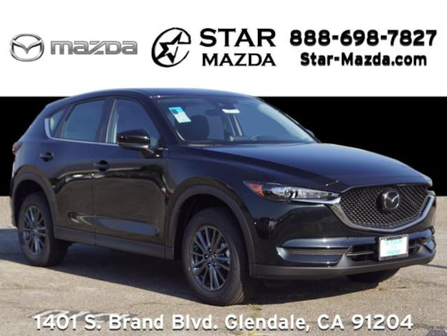 New 2019 Mazda Mazda CX-5 Sport SUV in Glendale, CA