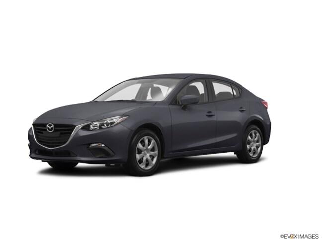 Certified Used 2016 Mazda Mazda3 s Sedan in Glendale, CA
