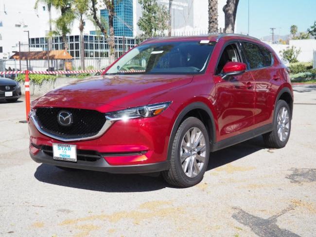 New 2019 Mazda Mazda CX-5 Grand Touring SUV in Glendale, CA