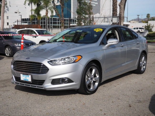 Used 2014 Ford Fusion SE Sedan in Glendale, CA