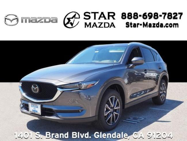 New 2018 Mazda Mazda CX-5 Grand Touring SUV in Glendale, CA