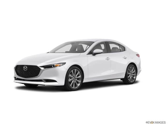 New 2019 Mazda Mazda3 Select Package Sedan in Glendale, CA