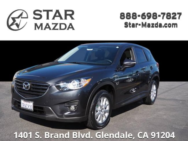 Certified Used 2016 Mazda CX-5 Touring SUV in Glendale, CA
