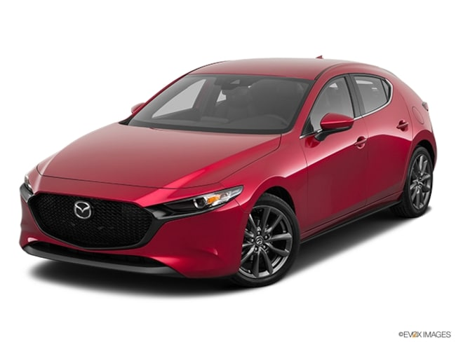 New 2019 Mazda Mazda3 Preferred Package Hatchback in Glendale, CA