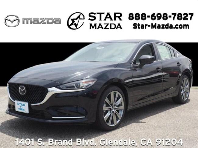 New 2018 Mazda Mazda6 Grand Touring Reserve Sedan in Glendale, CA