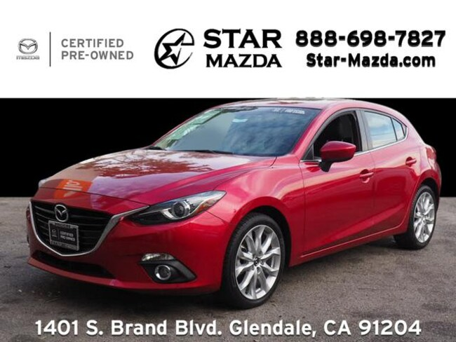 2016 Mazda Mazda3 s Grand Touring Hatchback
