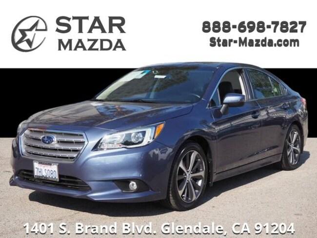 Used 2015 Subaru Legacy 3.6R Limited Sedan in Glendale, CA