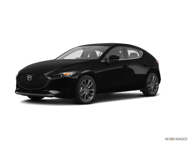 New 2019 Mazda Mazda3 Preferred Package Hatchback in Glendale, CA