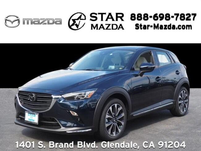 New 2019 Mazda Mazda CX-3 Grand Touring SUV in Glendale, CA