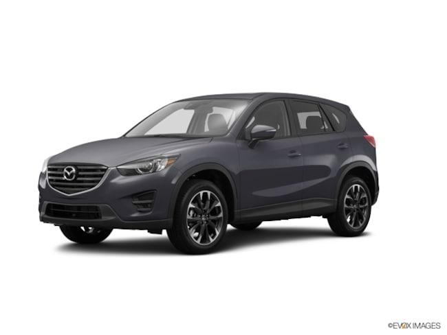 Certified Used 2016 Mazda CX-5 Grand Touring (2016.5) SUV in Glendale, CA