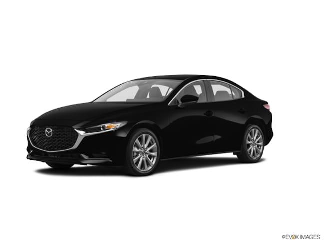 New 2019 Mazda Mazda3 Preferred Package Sedan in Glendale, CA