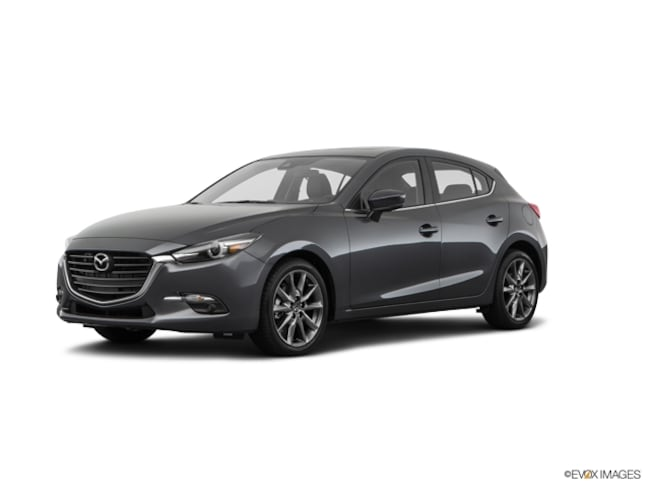 New 2018 Mazda Mazda3 Grand Touring Hatchback in Glendale, CA