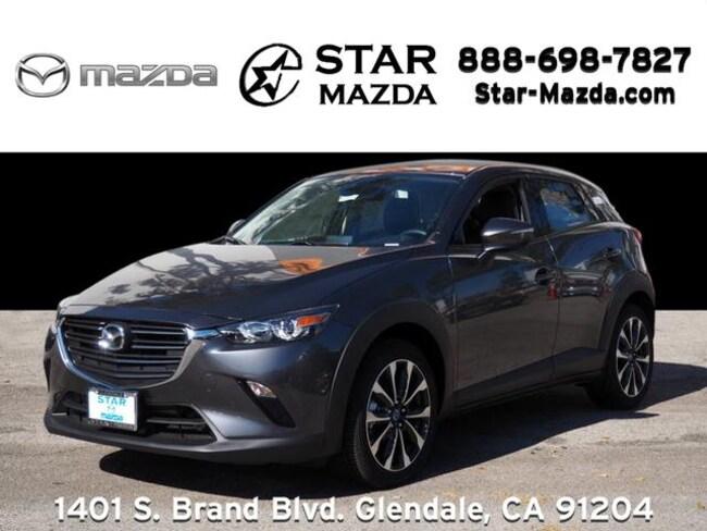 New 2019 Mazda Mazda CX-3 Touring SUV in Glendale, CA