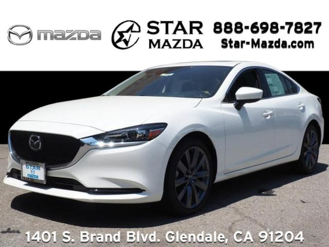 New 2018 Mazda Mazda6 Grand Touring Sedan in Glendale, CA