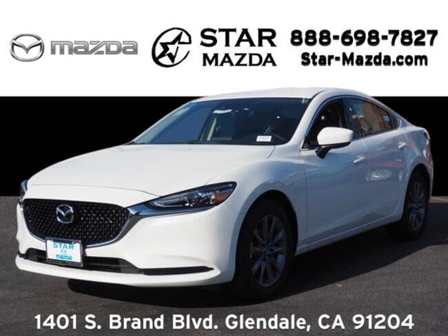 New 2018 Mazda Mazda6 Sport Sedan in Glendale, CA