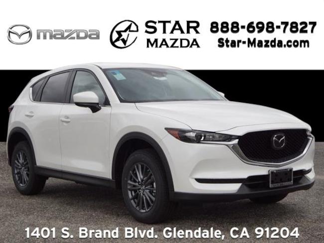New 2019 Mazda Mazda CX-5 Touring SUV in Glendale, CA