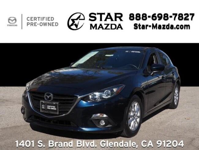 Certified Used 2016 Mazda Mazda3 i Hatchback in Glendale, CA